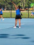 Girls Varsity Tennis beats Beavercreek 4 – 1