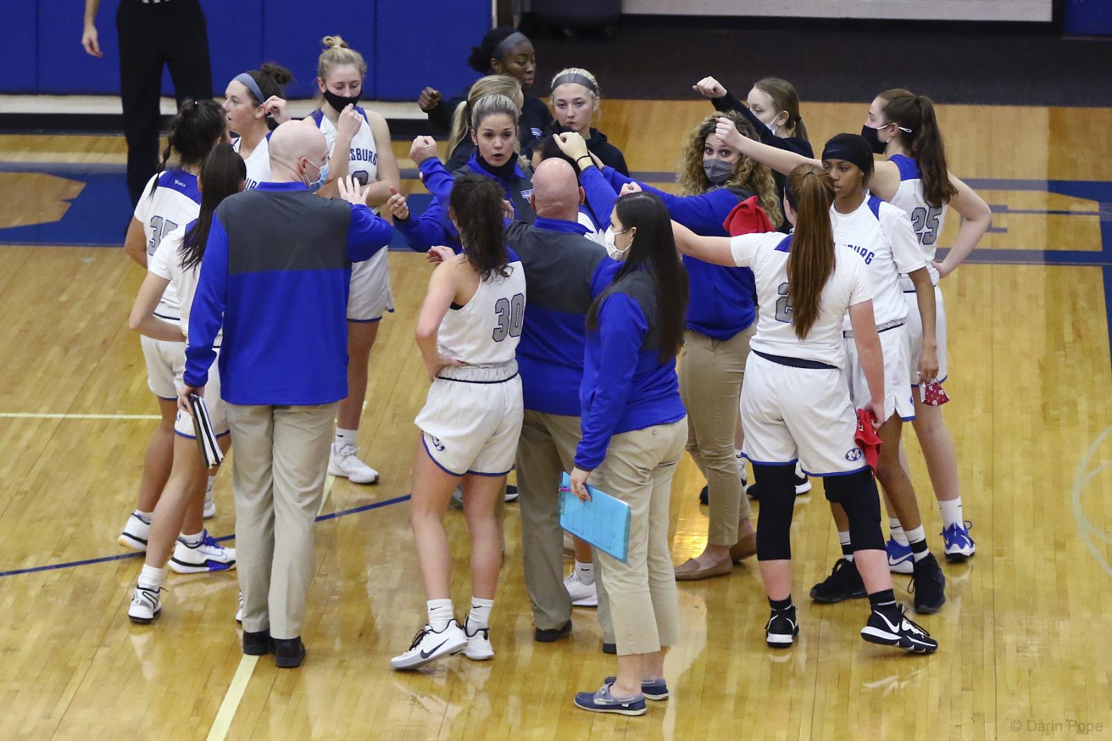 Girls Varsity Basketball v Franklin