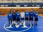 Boys Varsity Wrestling beats Springfield 57 – 9