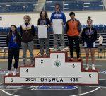Cassia Zammit Wins OHSWCA State Title!!!