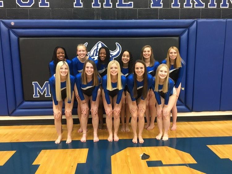 HS Gymnastics Season Recap – Witzerman Alternate at State Meet
