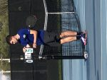 Vikings Men's Tennis continues to roll with 3rd straight shutout