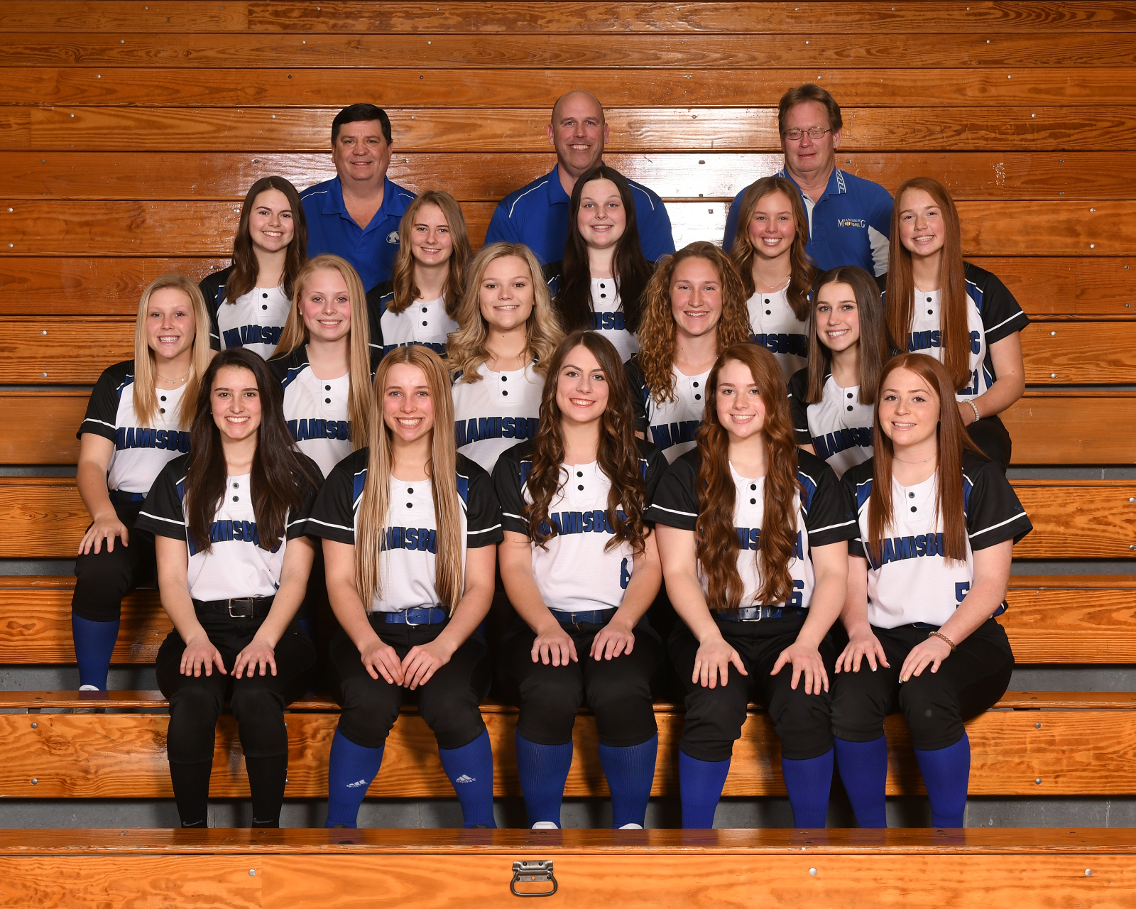 Varsity Softball Ranked 9th in DI State Poll