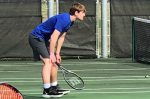 Vikings Tennis rebounds nicely with 5-0 win over Carlisle