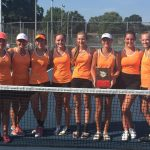 Lady Pirate Tennis Wins Benton Invitational
