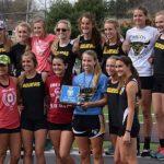 STA Girls Varsity Track Wins Big Ox