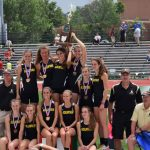 Lady Knights Track – History Making State Champions!