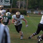 Football beat Elyria Catholic High School 24-22