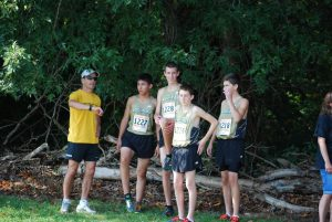 Boys XC – 1st Place Newcomerstown Invitational 9/5/15