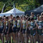 Saint Thomas Aquinas High School Boys Varsity Cross Country finishes 2nd place