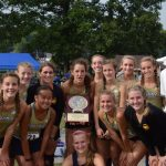 STA Girls Varsity Cross Country Finishes 1st Place @ Boardman