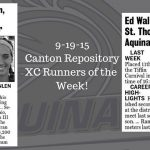 Repository Runners of the Week – 9/19/15