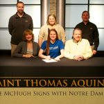 McHugh Signs with Notre Dame of Ohio for Volleyball