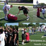 STA Participates in HOF Camp