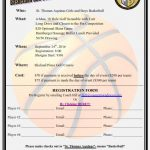 Golf Scramble to Benefit Boys & Girls Basketball