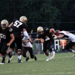 Saint Thomas Aquinas High School Varsity Football falls to Marlington High School 20-17