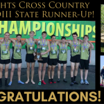 Boys XC – State Runner-Up!