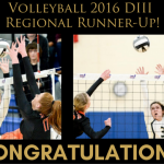 Volleyball – Regional Runner-Up!