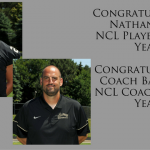 NCL Player & Coach of the YEAR!