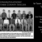 Boys Soccer All-Stark County!