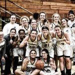 Saint Thomas Aquinas High School Girls Varsity Basketball beat Cleveland Central Catholic High School 56-24