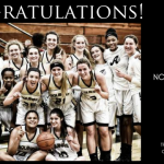 Congratulations! Lady Knights NCL White Division Champs!