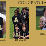 Boys Track – Stark County Championships Results