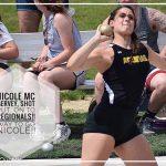 """McGervey Breaks School Discus Record 108'10"""""""