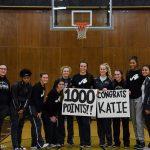 Girls Varsity Basketball falls to Waynedale High School/John R. Lea Middle School 66 – 62