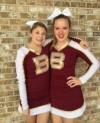 Blanchard Cheerleaders Make All Region Team