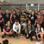 Powerlifting Team Places 1st in Temple Meet