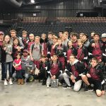 Blanchard Junior High Wrestling finishes 1st place