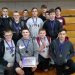 JH Powerlifting Results from Anadarko Meet – 7th Grade Finishes as Team Champions
