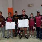 Lions Jump to No. 2 Ranking for Tournaments, Take 4th at Cushing Tournament