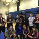 HS Powerlifting Dickson Meet Champions