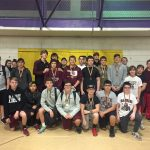 Junior High Powerlifting Results from Anadarko Meet