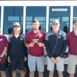 Boys Golf finishes 2nd place at Frontier HS Boy's Invitational