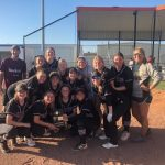 Blanchard HS Softball beats Cache 13 – 3 for District Championship