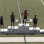 Boys Varsity Track: State Meet Results – Jamie Nance State Champion Long Jump