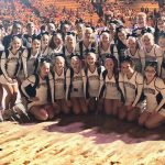 Lions Cheer Finishes 4th in Cheer State Large Co-Ed Division