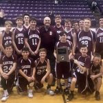 Boys 7th Grade Basketball beats Noble Bears  48 – 28