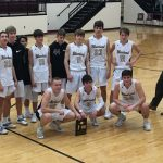 Lions capture district championship 65-63 over 15th ranked Seminole