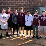 Junior High Powerlifting – Dibble Meet Results
