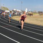 Girls Varsity Track finishes 2nd place at Bethany Twilight Meet