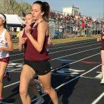 Girls Varsity Track finishes 3rd at Chickasha Invitational