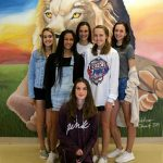 Lady Lions Qualify 6 for 2019 State Track and Field Championship