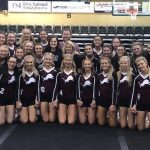 Cheer Finishes as Class 4A State Runner Up in Stunt