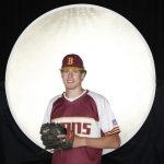 Jace Beck Selected As The Oklahoman Little All City Baseball Player of the Year