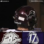 Varsity Football Drops Homecoming Game to #2 Bethany 17 – 8