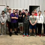 JH Powerlifting Results – Douglass Meet